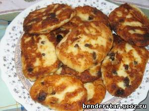 Сырники без изюма рецепт с фото